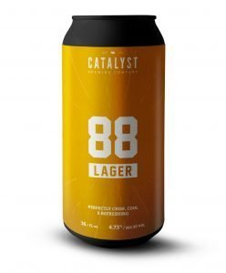 Catalyst 88 Lager Can