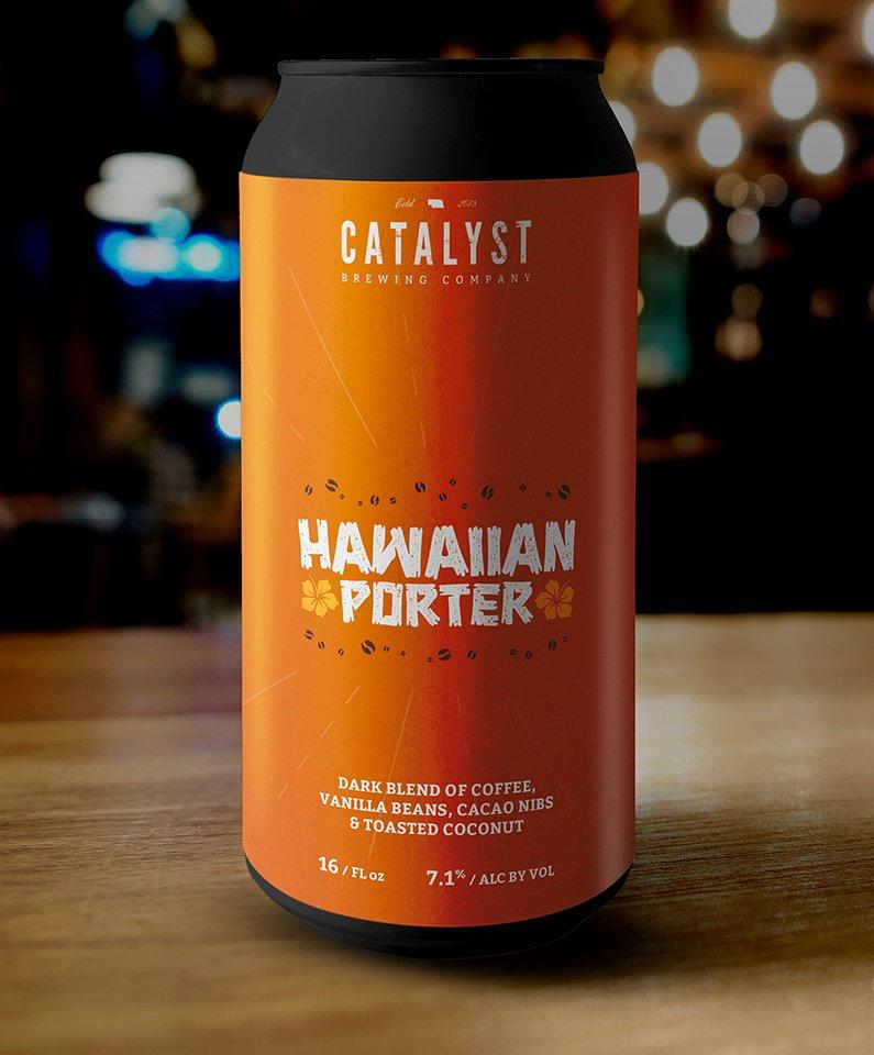 Catalyst Bar - Hawaiian Porter
